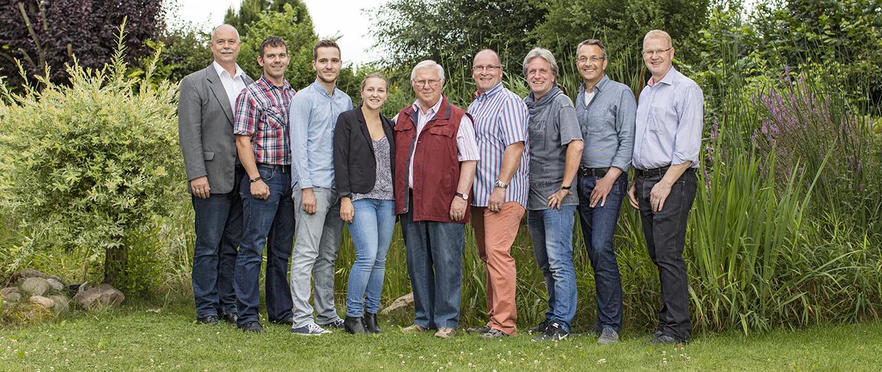 Team der Wählergemeinschaft GuT